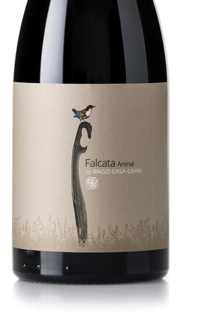 Falcata organic wines